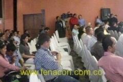 Auditorio - Evento FENACON Bogotá 2012